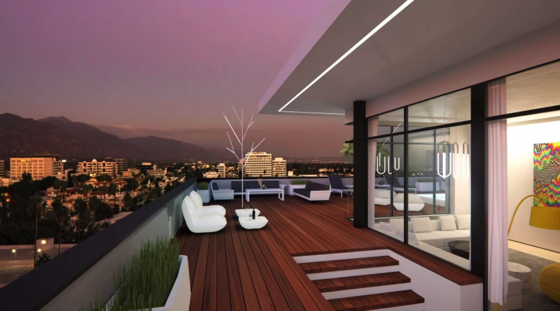 Penthouse_2_Rendering_Deck_Evening